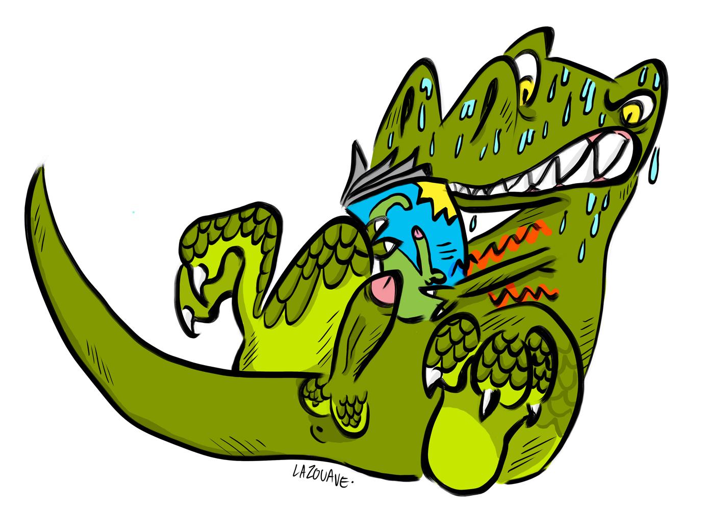 Lazouave-gayosaure