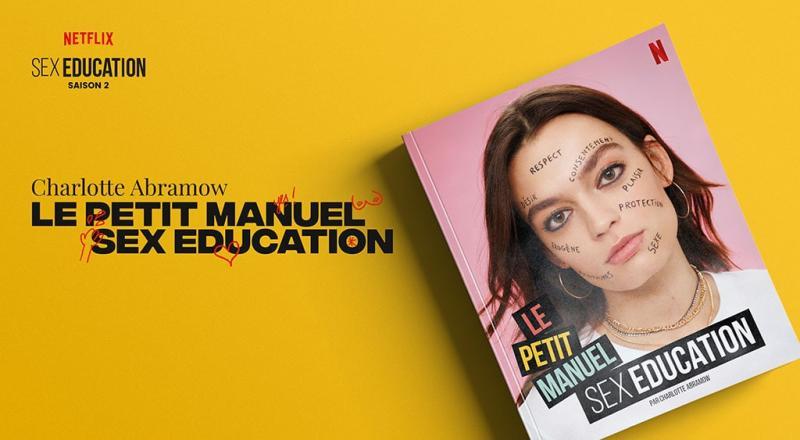 couverture du fanzine sex education